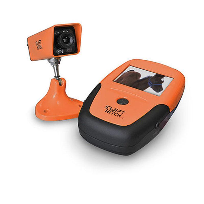 Caméra de sécurité pour Vans à Chevaux HUMBAUR.   AURA Remorques